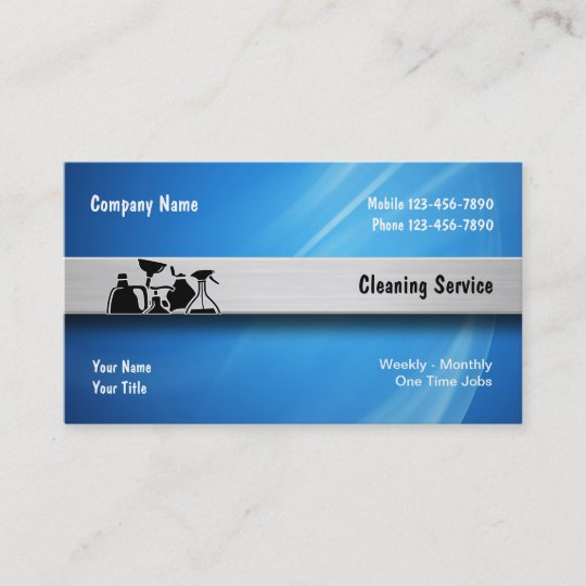273 best Cleaning Business Cards images on Pinterest |Commercial Cleaning Cards
