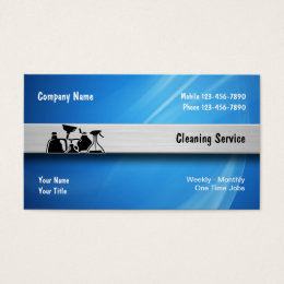 Residential cleaning services business cards templates zazzle cleaning service business cards colourmoves