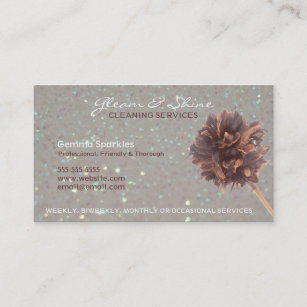 Cleaning services business cards zazzle cleaning service business cards colourmoves