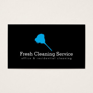 Cleaning Service, Housekeeper III Business Card