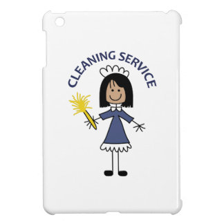 CLEANING SERVICE iPad MINI COVER