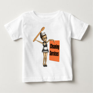 Cleaning Services Tshirt