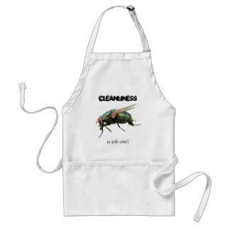 CLEANLINESS, is job one! Apron