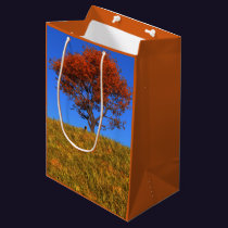 Clear Autumn Day Gift Bag