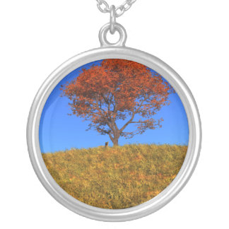 Clear Autumn Day Necklace