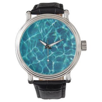 Clear Blue Pool Water Watch