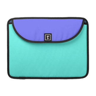 Clear Blue Sky MacBook Pro Sleeve 15