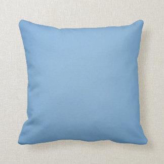 Clear blue sky photo template pillow