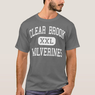 Clear Brook - Wolverines - High - Friendswood T-Shirt