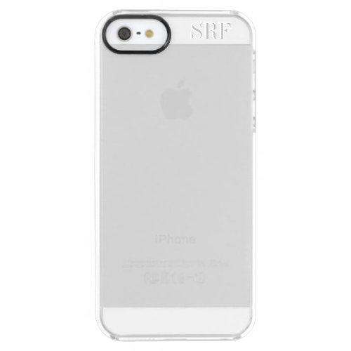 Clear Cell Phone Case Phone Case
