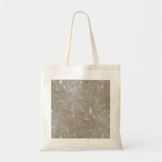 Clear cellophane picture pattern tote bag