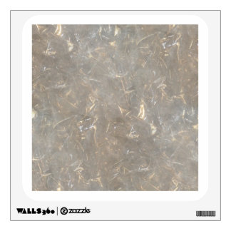 Clear cellophane picture pattern room graphics