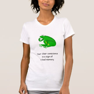 Clear Conscience Tee Shirt