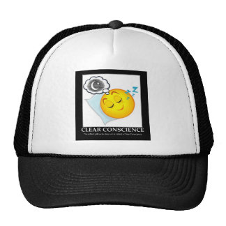 Clear Conscience Trucker Hat