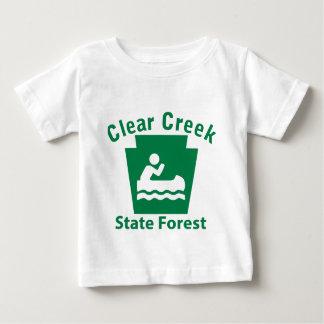 Clear Creek SF Boat Baby T-Shirt