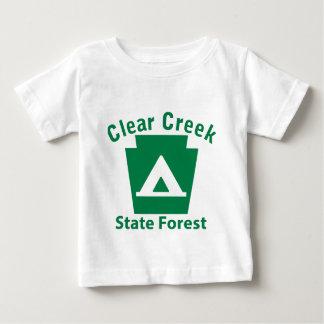 Clear Creek SF Camp Baby T-Shirt