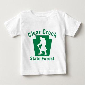 Clear Creek SF Hike (female) Baby T-Shirt