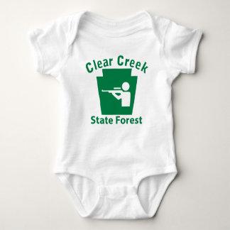 Clear Creek SF Hunt Baby Bodysuit