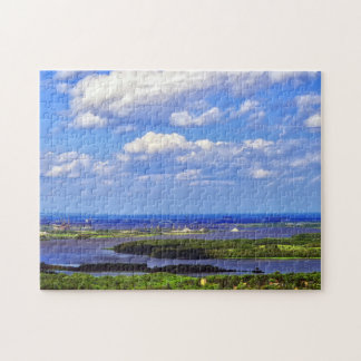 Clear Day, Duluth Minnesota Jigsaw Puzzle