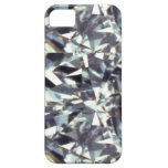 clear gem stone, diamond iPhone 5 cases