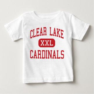 Clear Lake - Cardinals - High - Lakeport T Shirts