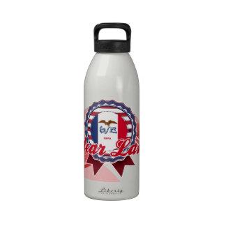Clear Lake, IA Drinking Bottle