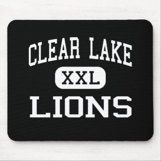 Clear Lake - Lions - Junior - Clear Lake Iowa Mouse Pad
