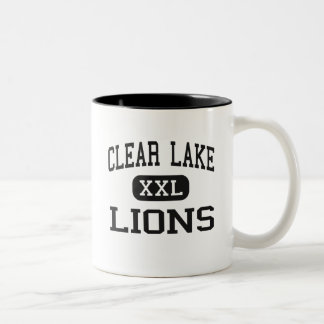 Clear Lake - Lions - Junior - Clear Lake Iowa Coffee Mugs