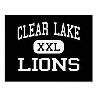 Clear Lake - Lions - Junior - Clear Lake Iowa Postcard