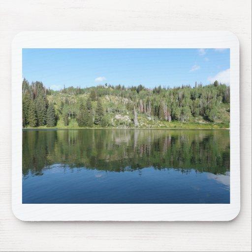 clear lake mousepad