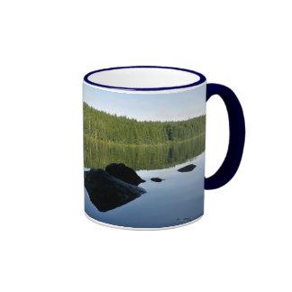 Clear Lake Reflections Coffee Mug