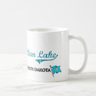 Clear Lake South Dakota City Classic Mugs
