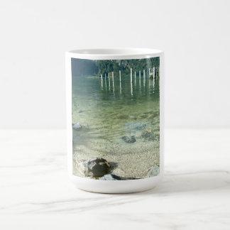 Clear Lake water Coffee Mugs