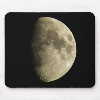 Clear Moon Mouse Pad