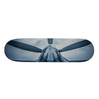 Clear Prop! Skateboard