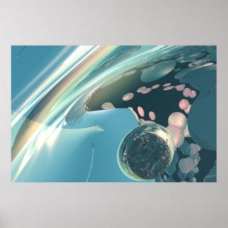 Clear Sphere Print