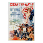 Clear the Way!! - Poster
