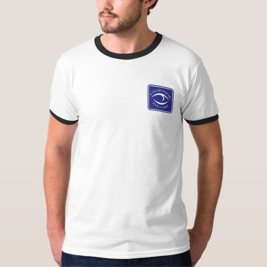 Clear View Eye Care Basic T T-Shirt