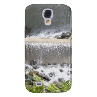 Clear Water Fall Samsung Galaxy S4 Case
