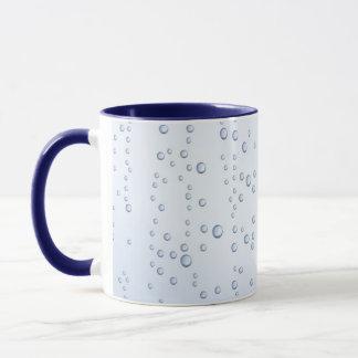 Clear Waterdrops Mug