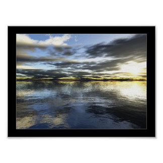 Clear Waters Print