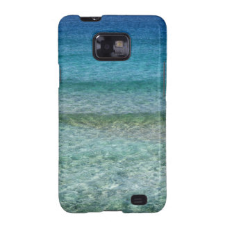 Clear Waters Samsung Galaxy SII Cover