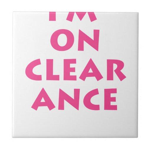 Clearance Ceramic Tiles