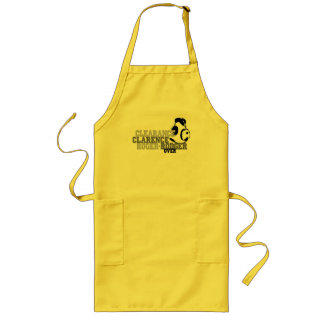 Clearance Clarence Roger Rodger Over Long Apron