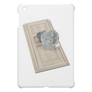 ClearCrystalKnobDoor021411 Case For The iPad Mini