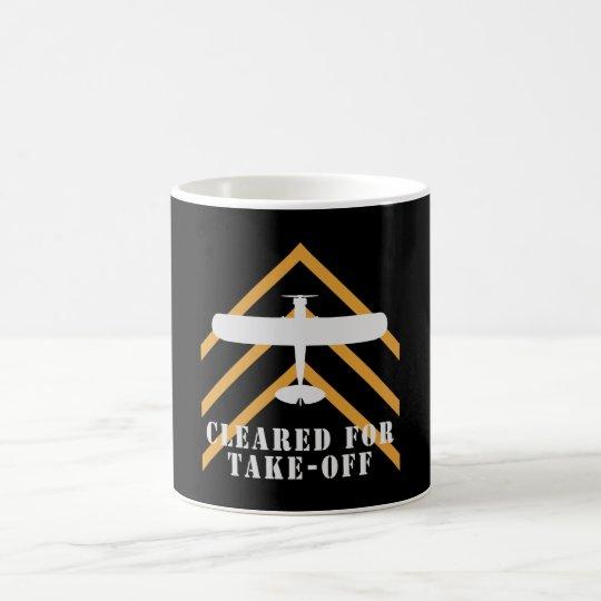 Cleared For Take Off Coffee Mug