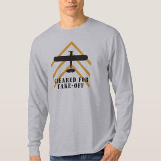 Cleared For Take Off Tshirt