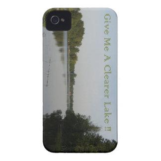 Clearer Lake iPhone 4 Case-Mate Case