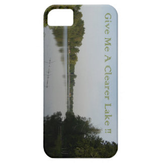 Clearer Lake iPhone SE/5/5s Case