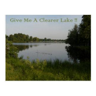 Clearer Lake Postcard